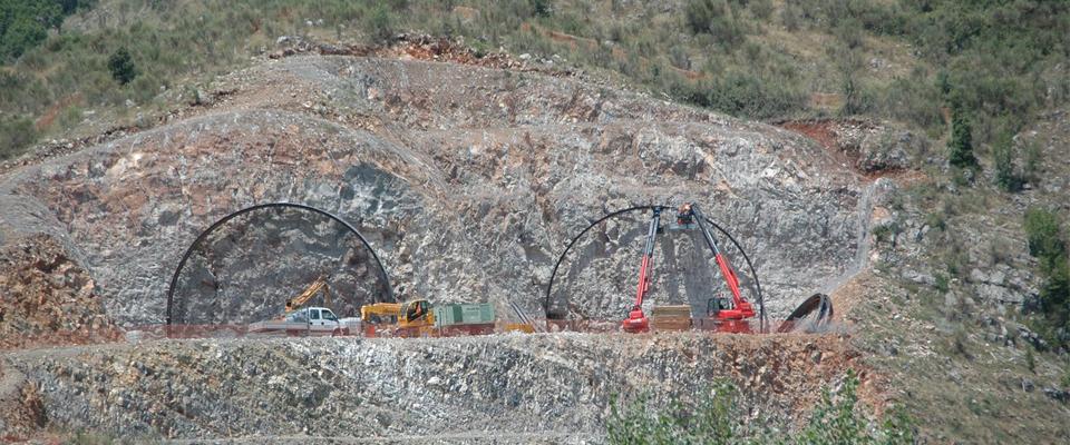 Technical Advisor – Autostrada Salerno-Reggio Calabria, III Maxilotto